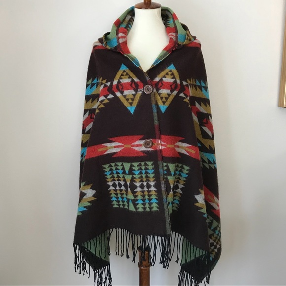 Arm Warmers Native American Style Turquoise Aztec